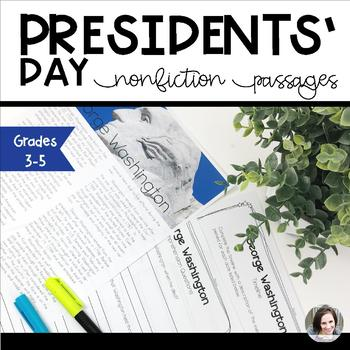 Presidents' Day Nonfiction