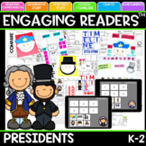 Presidents Day Nonfiction Reading Comprehension Unit