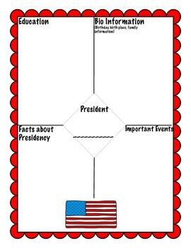 President's Day Activity