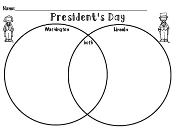 President's Day [ELA/Math] Packet