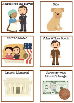 Presidents Day Past and Present Bundle