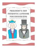 President's Day Patriotic Lapbook for Bigger Kids