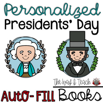 Presidents Day Books:  Abraham Lincoln and George Washington