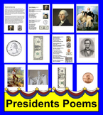 Presidents' Day Activities: Poems and Songs for Shared Reading or Fluency