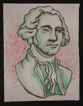 Presidents' Day Portraits