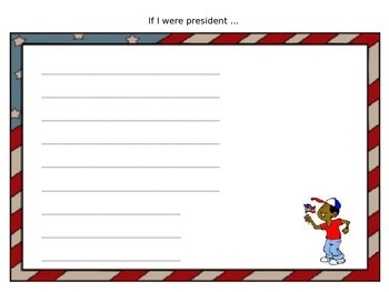 President's Day PowerPoint and Printables
