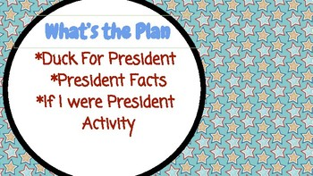 Presidents' Day Powerpoint