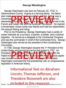 President's Day (Presidents Day)