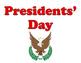 Presidents' Day Printable Bulletin Board Set