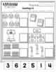 Presidents Day Printable Math and Literature
