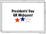 Presidents' Day QR Code Activity