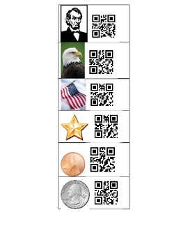 President's Day QR Code Write the Room