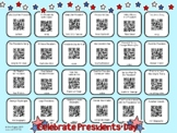 President's Day QR Codes