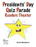 Presidents' Day Quiz Parade–February–Patriotic–Builds Flue