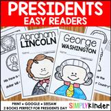 Presidents Day ● Print, Google, & Seesaw