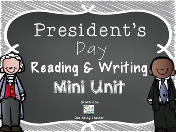 President's Day Reading and Writing