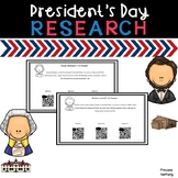 Presidents' Day  Research Passages