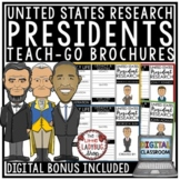 US Presidents' Day Writing Activity: George Washington, Abraham Lincoln Research