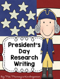 Presidents Day Research Report