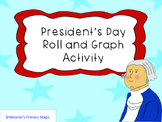 #presidentsdaydeals Roll and Graph Activity