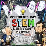 Mount Rushmore STEM Activity