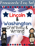 Presidents' Day Set  {Craftivity, Close Read and Writing}