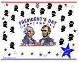 President's Day Smartboard Attendance