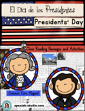 Presidents Day (Spanish) / El Día de los Presidentes