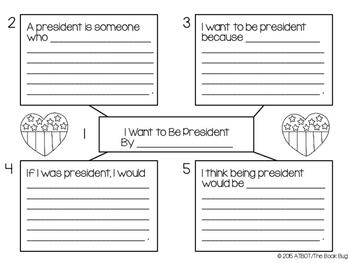 Presidents Day Story Starter