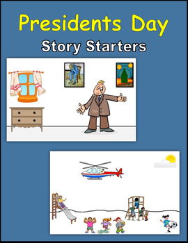 Presidents Day Story Starters