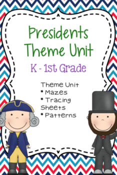 Presidents Day Study Unit
