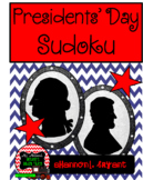 Presidents' Day Sudoku Puzzle Bundle