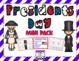 President's Day Supplementary Activities