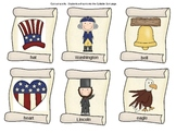 Presidents Day Syllable Sort