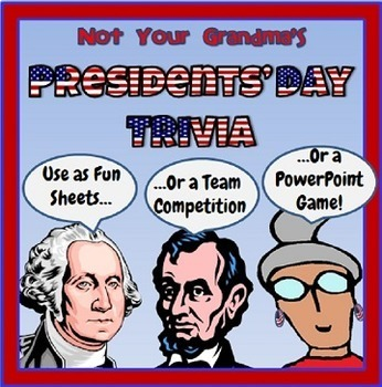 Presidents' Day Trivia