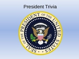 President's Day Trivia Power Point