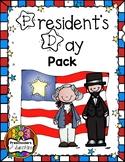 President's Day Unit