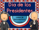 President's Day Unit in SPANISH