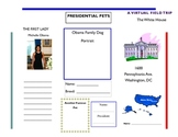 Presidents Day Virtual Field Trip:  The White House