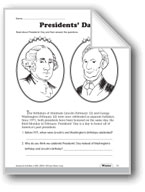 Presidents' Day (Washington and Lincoln)