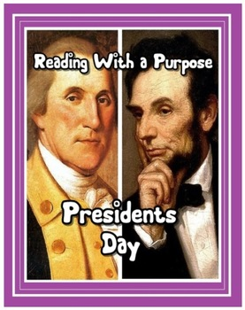 Presidents Day, Washington, and Lincoln (Common Core)