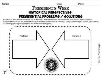 President's Day / Presidents' Week Activities Bundle {CCSS Aligned}