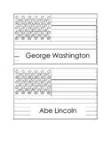 President's Day Write Around the Room