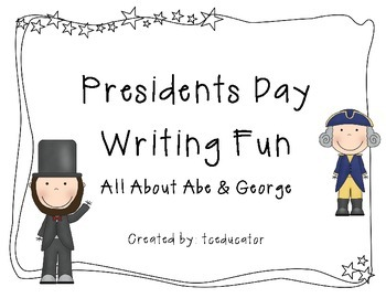 President's Day Writing