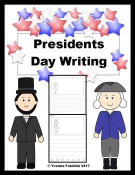 Presidents Day Writing