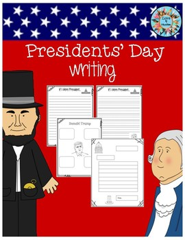 Presidents' Day Writing