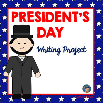 Presidents' Day Writing Activity