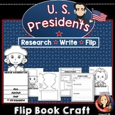 Presidents Day Writing Activity and Craft