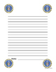 FREE President's Day Writing Paper