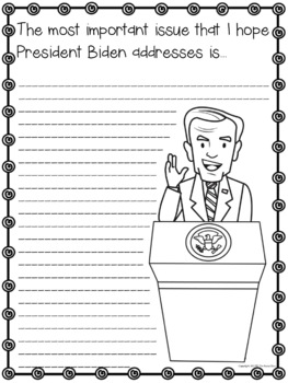 Presidents' Day Writing Prompts (3rd-5th)